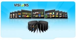 Twins Visions, sistema de gestión de imágenes en 3D
