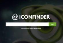 Photo of IconFinder, buscador de iconos