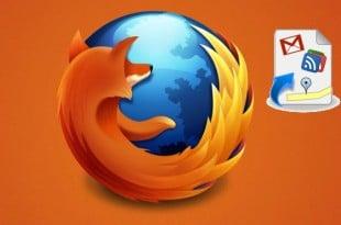 Todos los botones de Google, en Firefox, con Google Shortcut