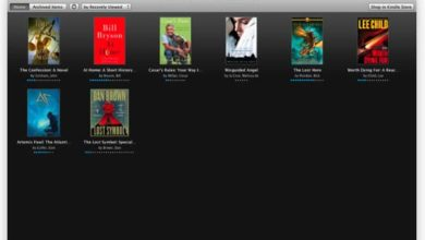 Photo of Kindle, lector de libros para Mac