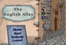The English Alley, el inglés en imágenes