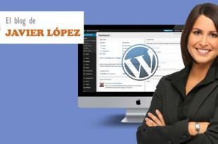 El blog de Javier López, un lugar para emprendedores