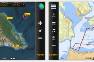 MotionX GPS, app para deportistas