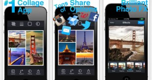 Crea collages en tu dispositivo iOS con Pic Stitch