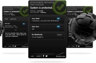 Protección antivirus con BitDefender Free Edition