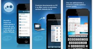 LogMein, para acceder desde iPhone o iPad a tus ordenadores