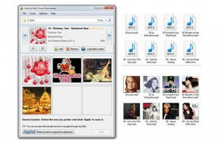 MP3 Cover Downloader, para localizar y descargar carátulas de MP3
