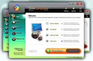 SlimComputer, para tener tu ordenador siempre optimizado