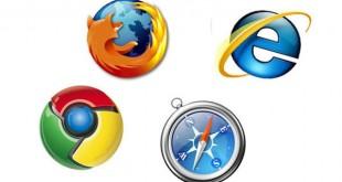 Historial en múltiples navegadores