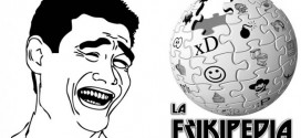 ¿Aún no conoces La Frikipedia?