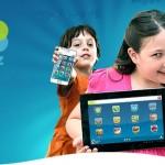 Kido'z, contenidos para niños