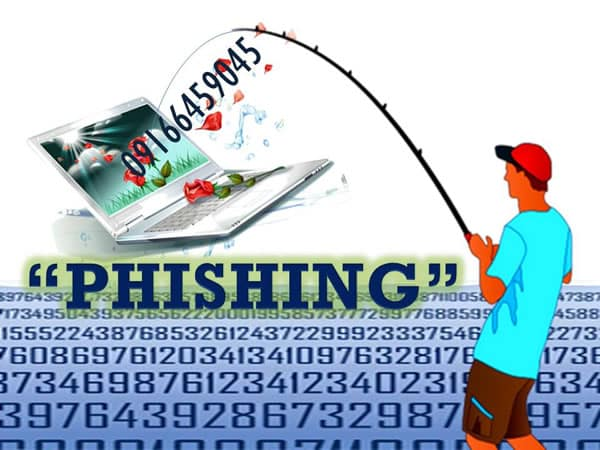 Esto del phishing no tiene arreglo