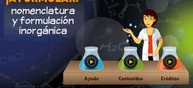 Aprender formulación de compuestos inorgánicos