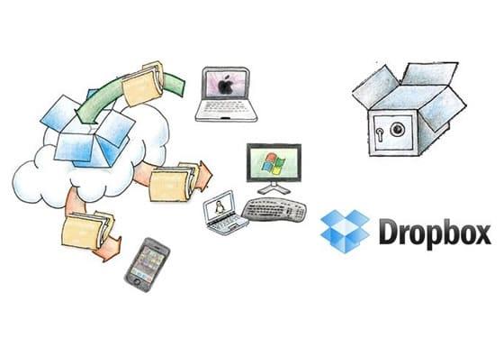 ¿Aún no tienes Dropbox en tu iPhone o en tu iPad?