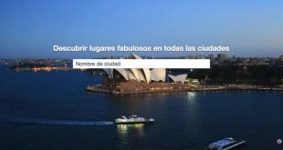 Facebook Places, descubre lugares interesantes de cualquier ciudad