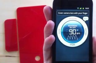 Instant Heart Rate, aplicación móvil para medir el ritmo cardíaco