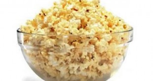 Los riesgos del consumo incontrolado de palomitas de maíz