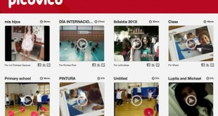 Crea vídeos, a partir de fotos, con Picovico