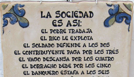 Photo of La sociedad es así
