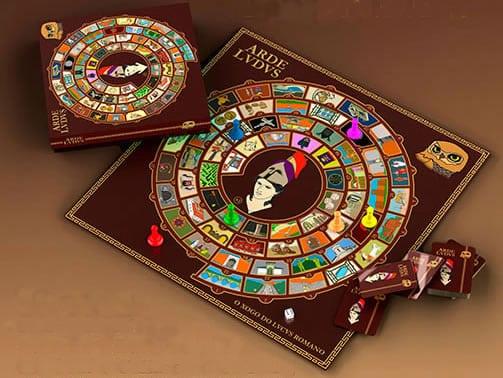 Arde Ludus, el juego del mundo romano