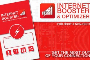 Internet Booster & Optimizer, para acelerar Internet en Android