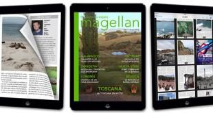 Magellan, la revista de viajes gratuita para iPad escrita por viajeros