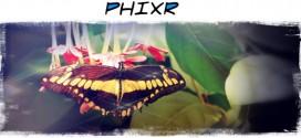 Phixr, editor online de fotos