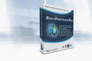 Revo Uninstaller, para desinstalar software en Windows