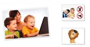 Zoodles, web para niños y padres