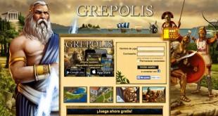 Grepolis, un gran juego de estrategia