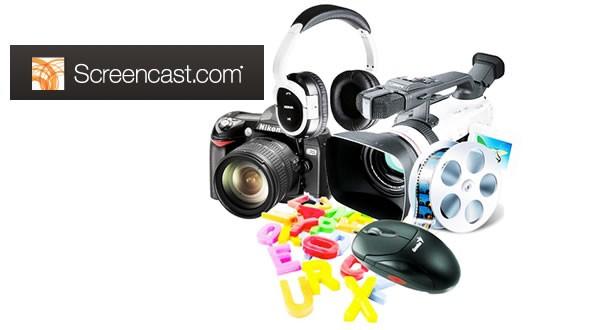 Screencast.com, alojamiento gratuito para tus contenidos