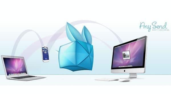 Any Send, intercambiar archivos entre diversos dispositivos