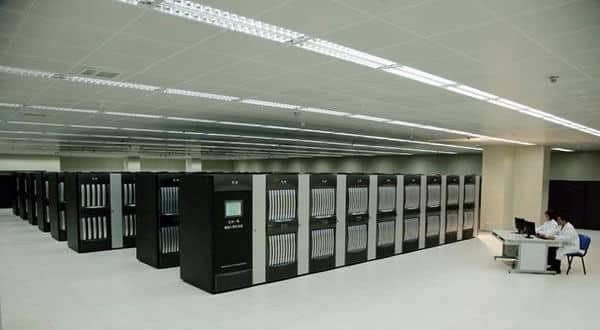 Photo of China construye la supercomputadora más rápida del mundo