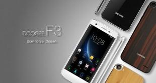 DOOGEE F3 Pro 4G Smartphone, el móvil que necesitas