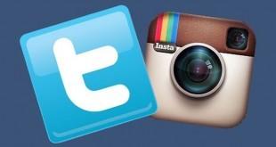 A quién sigues y quién te sigue en Twitter y en Instagram