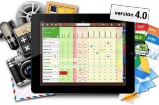 iDoceo, el cuaderno de notas para profesores