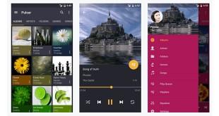Pulsar, un sencillo y a la vez potente reproductor de música para Android