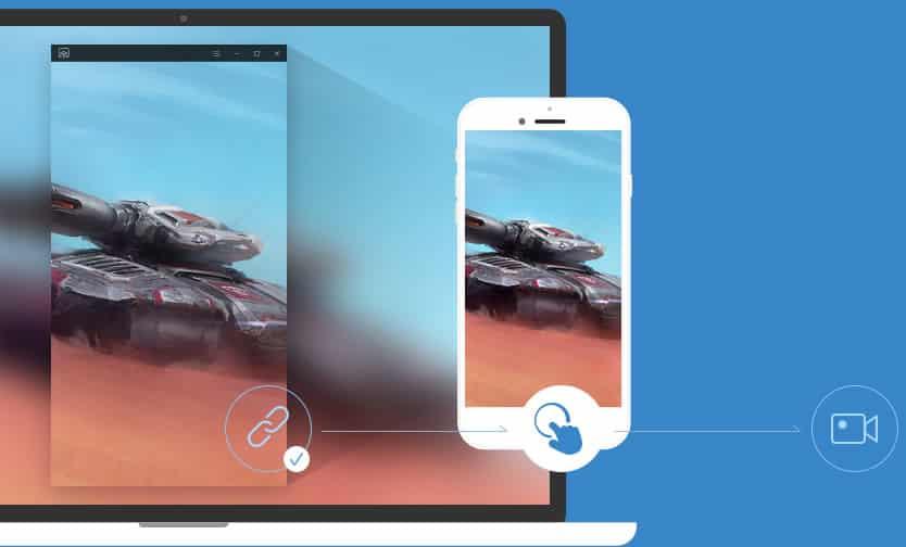 Apowersoft, grabador para iPhone y para iPad