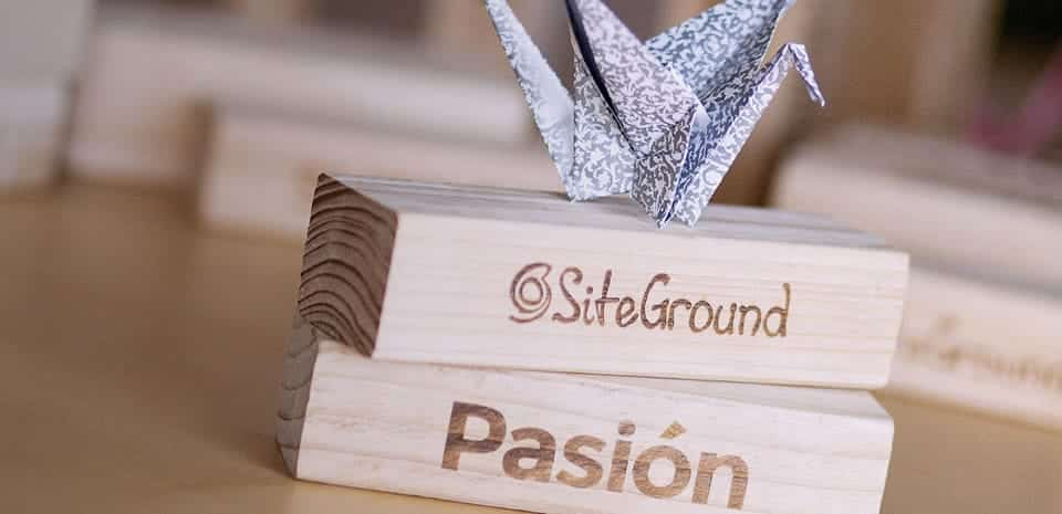 SiteGround, completo servicio de alojamiento web