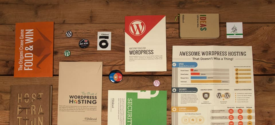 WordPress en SiteGround