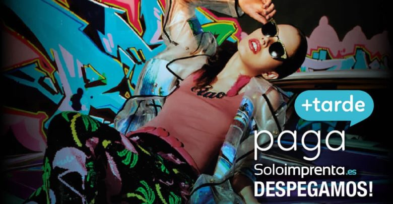 Photo of Compra y paga a fin de mes en Soloimprenta.es