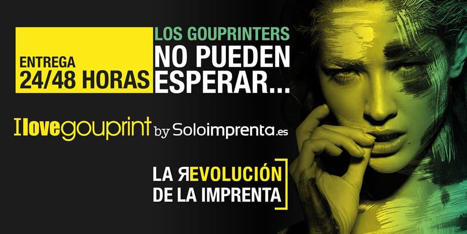 """Soloimprenta.es inaugura el centro de impresión digital """"Gou Digital Print"""""""
