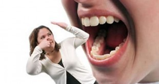Cómo corregir el mal aliento o halitosis