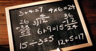 Cómo pueden practicar con las Matemáticas los alumnos de primaria