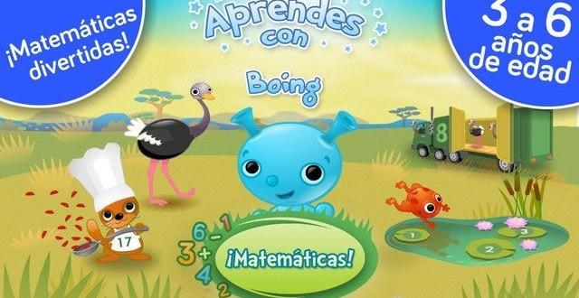 Aplicaciones educativas para niños en Aprendes Con