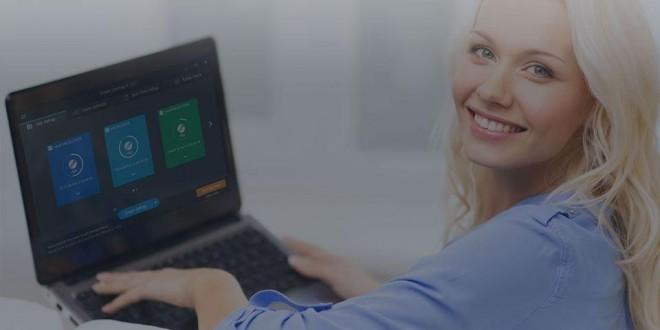 Desfragmentar el disco duro con IObit Smart Defrag