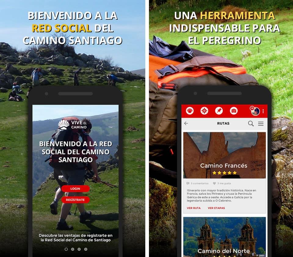 ViveCamino para Android
