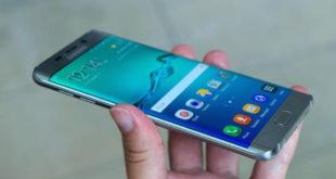 Los poseedores de un Samsung Galaxy Note 7 recibirán otro móvil
