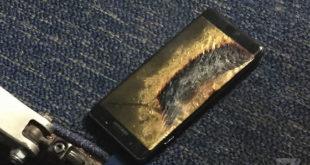 Los Samsung Galaxy Note 7 siguen dando problemas