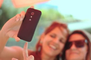 Cymera, para crear y editar fotos selfie